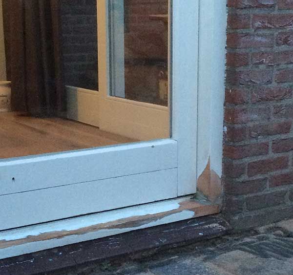 Houtrot reparatie Dordrecht